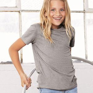 BELLA + CANVAS - Youth Triblend Tee